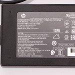 Hp 19.5V 6.15A 120W HSTNN-LA25 Slim AC Adapter