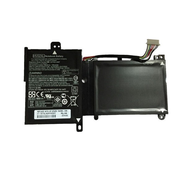 HV02XL 796355-005 32Wh 7.6V Replacement Battery for HP Pavilion X360 11-k Laptop