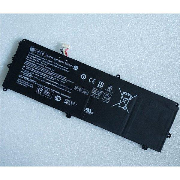 Replacement HP JI04XL J104XL HSTNN-UB7E 47.04Wh 6110mAh Laptop Battery