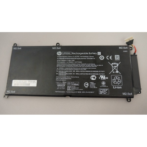 LP03XL HSTNN-DB6X HSTNN-UB6R Replacement Battery for HP ENVY 15T-AE 15T-AE000 15-AE020TX