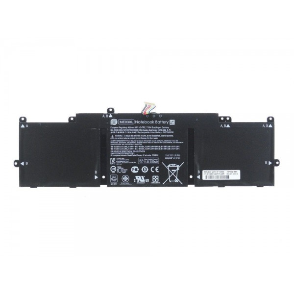 ME03XL 787521-005 37Wh Replacement Battery for HP Stream 11 13-C010NR Notebook PC