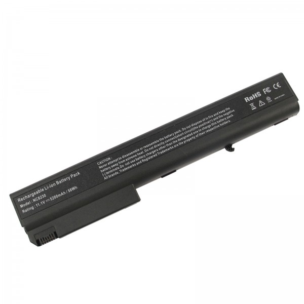 6Cell HP Compaq nx7300 nx7400 nw8440 nx8200 395794-001 HSTNN-OB06 Replacement Laptop Battery