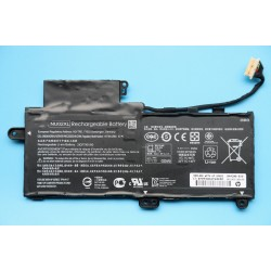 Replacement  Hp 7.7V 35Wh NU02XL Battery