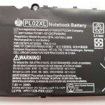 PL02XL HSTNN-LB6B Battery for HP Pavilion 11-n x360 11-n010dx 751875-001