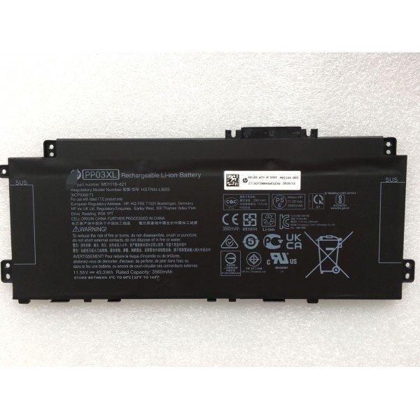 Hp PP03XL M01118-421 HSTNN-LB8S M01144-005 Laptop Battery