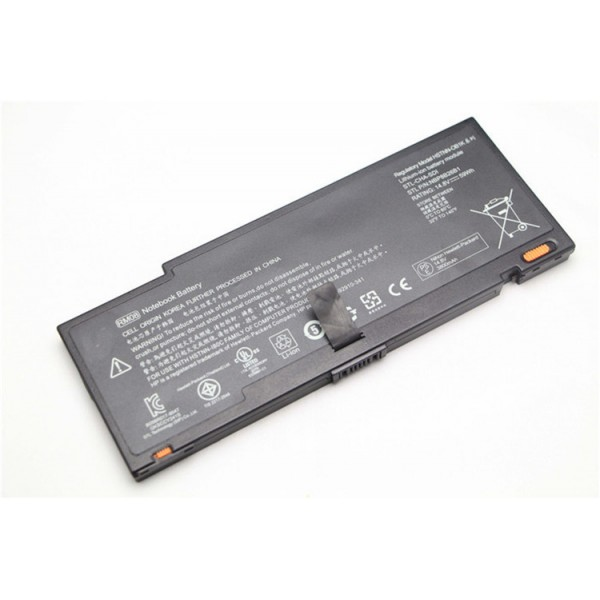 Replacement RM08 HSTNN-I80C HSTNN-OB1K 592910-541 Battery for Hp Envy 14 Series