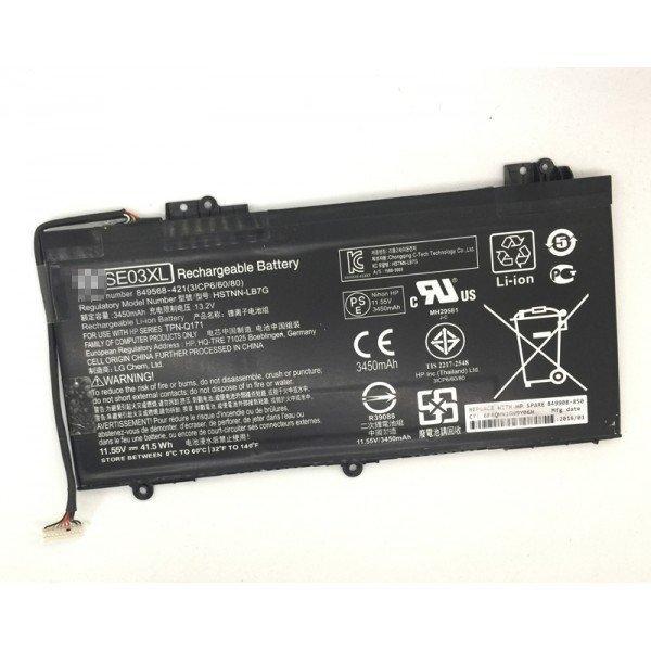 Battery for HP Pavilion Notebook PC 14 HSTNN-LB7G TPN-Q171 SE03XL 41.5Wh