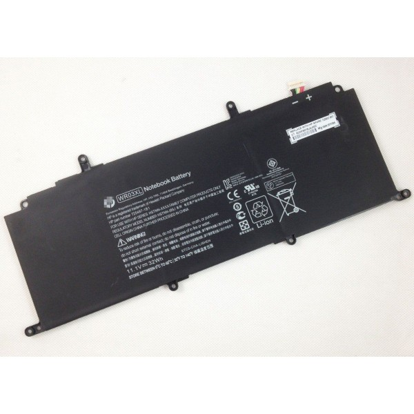 WR03XL HSTNN-IB5J Replacement 11.1V 32Wh Battery for HP SPLIT X2 13-M 725607-001