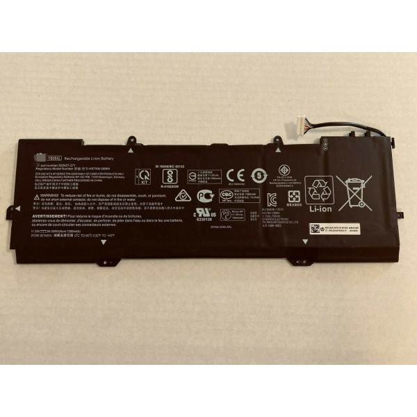 Hp YB06XL 928427-271  HSTNN-DB8H Spectre X360 15-CH Laptop Battery