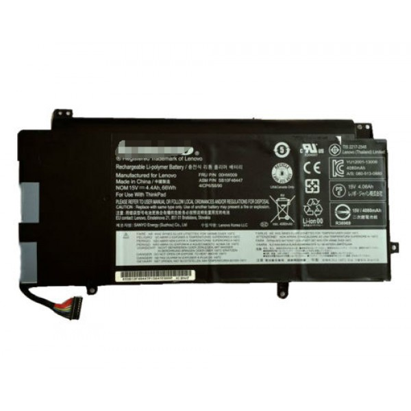 00HW009 00HW014 SB10F46447 Replacement Battery  for Lenovo ThinkPad Yoga 15 Series