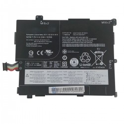 Replacement Lenovo 7.5V 4200mAh 32Wh 00HW017 Battery