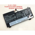 00HW041 SB10J78989 Battery for Lenovo Thinkpad E560P ThinkPad S5