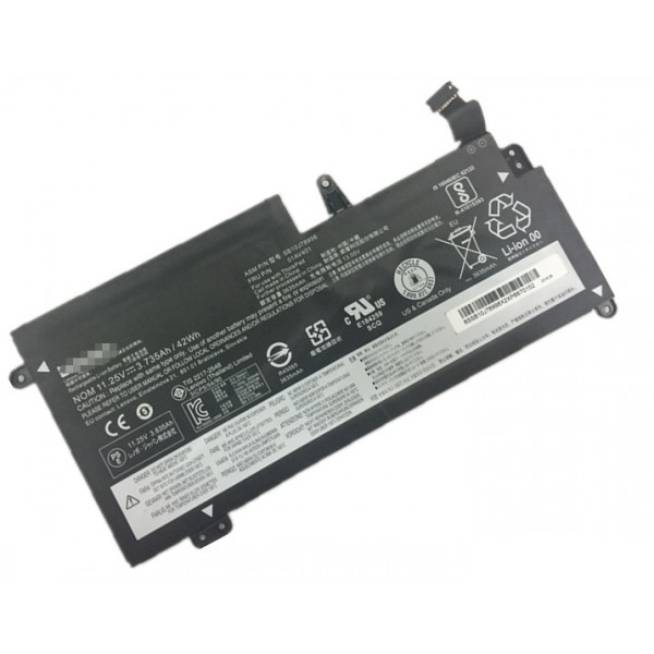 01AV401 SB10J78998 Replacement Battery for LenovoThinkpad S2 ThinkPad New S2 20GUA005CD