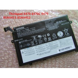 Replacement Lenovo 11.1V 4080mAh 45Wh 01AV413 Battery