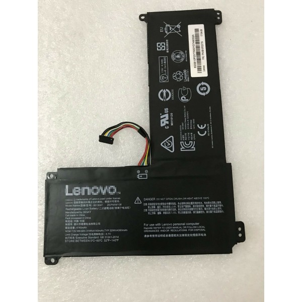 0813007 5B10P23779 Replaceent Battery for Lenovo IdeaPad 120S 7.5V 31Wh