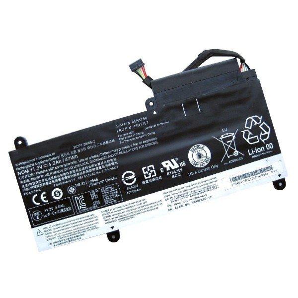 45N1756 45N1757 Replacement Battery for Lenovo ThinkPad E450 E450C E460 E460C