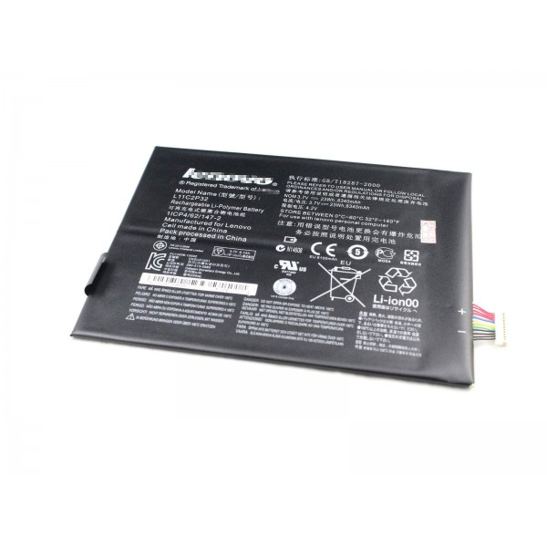 Replacement New OEM L11C2P32 Battery for Lenovo IdeaTab S6000-F A3000-H Tablet