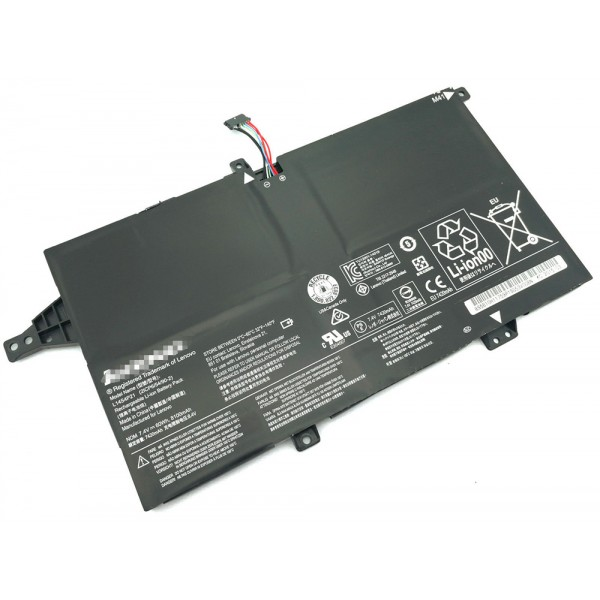 60Wh L14S4P21 L14M4P21 Replacement Battery For Lenovo K41-70 M41-70 Laptop