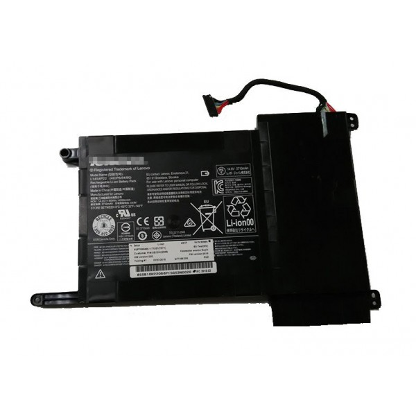 L14S4P22 Replacement Replacement Battery for Lenovo Ideapad Y700-14ISK/15ISK/17ISK