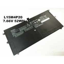 Replacement Lenovo 7.66V 53.5WH 6950MAH L15M4P20 Battery