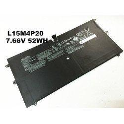 Replacement Lenovo 7.66V 53.5WH 6950MAH L15M4P20 Battery