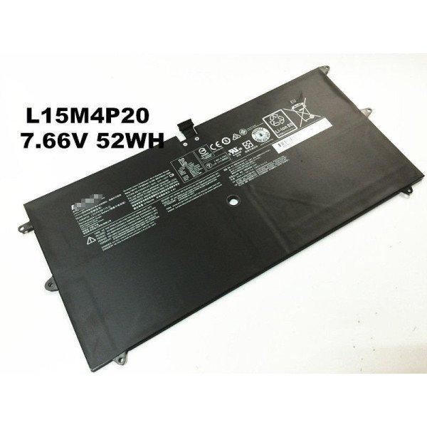 L15M4P20  7.7V 53Wh Battery for Lenovo YOGA 900S-12ISK YOGA 4S Series Laptop