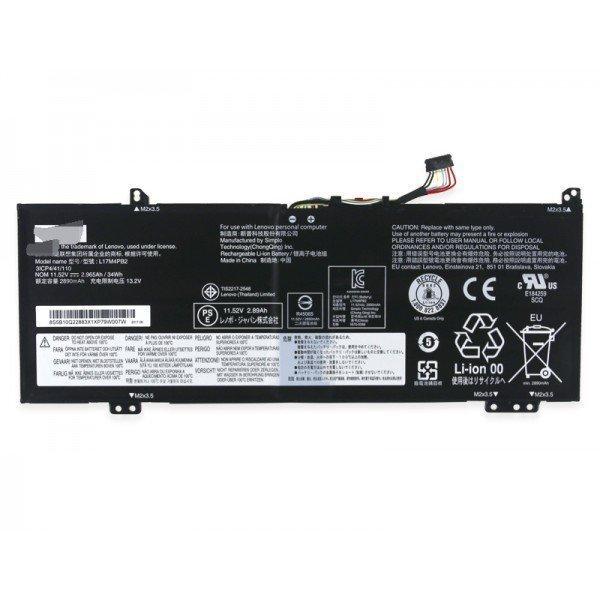 Lenovo  L17C4PB2 L17M4PB2 IdeaPad 530S-14IKB Flex 6-14IKB Series 34Wh Battery