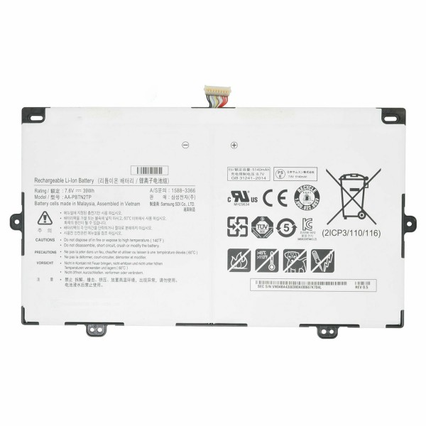 AA-PBTN2TP Battery For Samsung XE510C24 XE513C24 XE510C25 Notebook