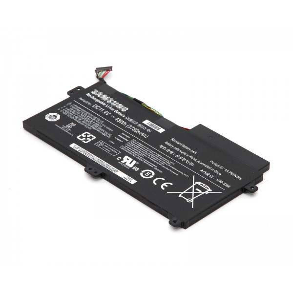 Replacement New Samsung NP510R5E 510R5E 370R4E BA43-00358A AA-PBVN3AB Battery