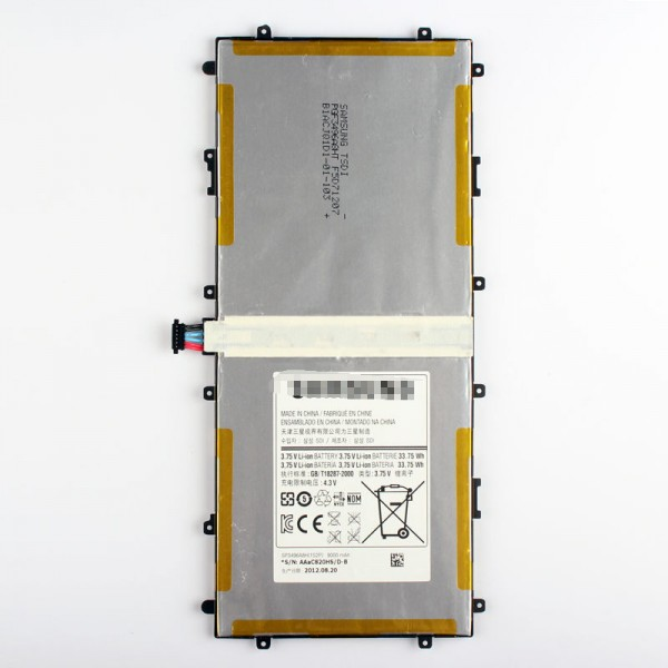 SP3496A8H 1S2P HA32ARB Replacement Battery for Samsung Google Nexus 10 Tablet GT-P8110
