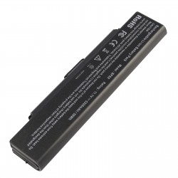 Replacement  Sony 11.1V 5200mAh VGP-BPS9/B 6 Cell Battery