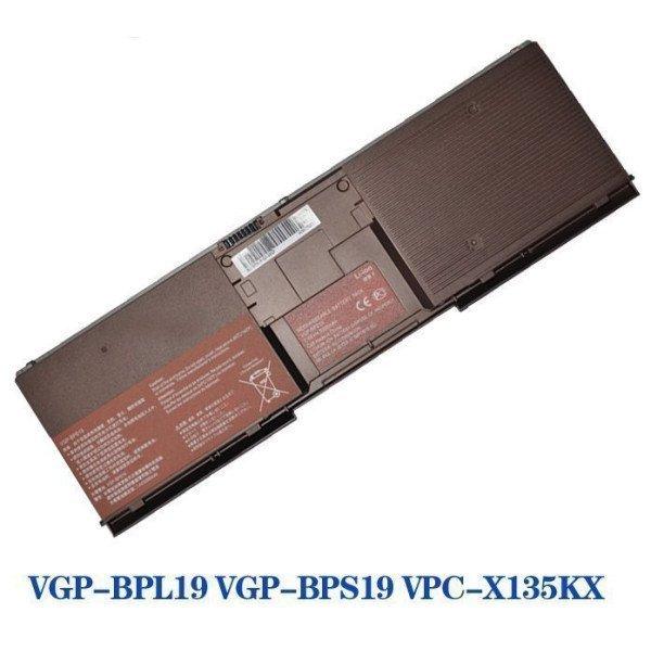 4400mAh VGP-BPS19 VGP-BPL19 Replacement Battery for Sony VAIO VPC-X113K X115LG