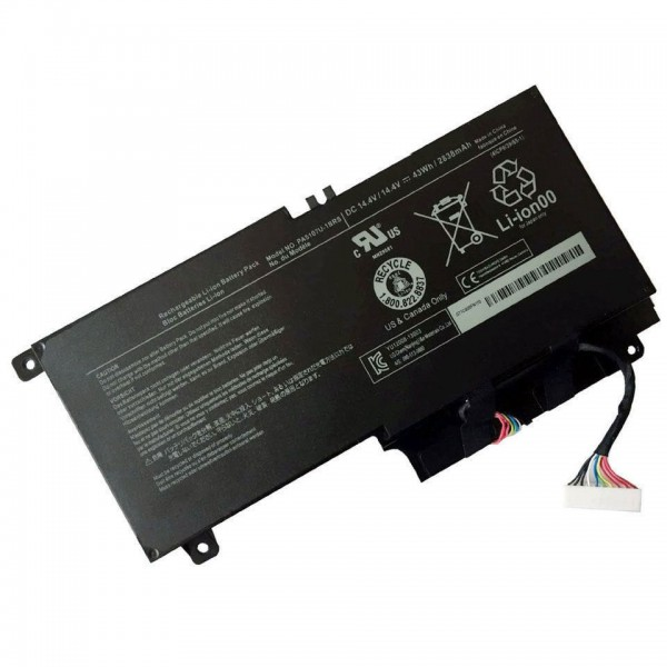 Replacement Replacement PA5107U-1BRS Battery for Toshiba L50-A L50D-A L55 L55D L55t S40T-A 43Wh