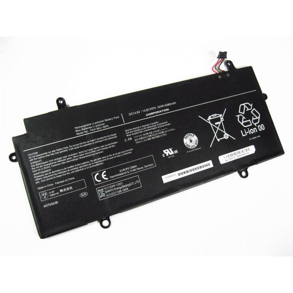 PA5136U-1BRS 14.8V 52Wh Replacement Battery for TOSHIBA Portege Z30-A Z30-A1301 Z30-B Z30-AK32S