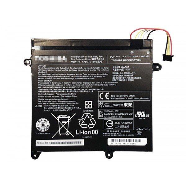 Toshib Z10 Z10T Z10T-A-13V PA5137U-1BRS 43WH 11.4V laptop battery